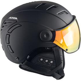 Alpina Jump 2.0 QVMM - Casco de bicicleta - negro